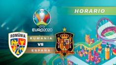 Rumanía – España: horario y dónde ver el partido de clasificación para la Eurocopa 2020.