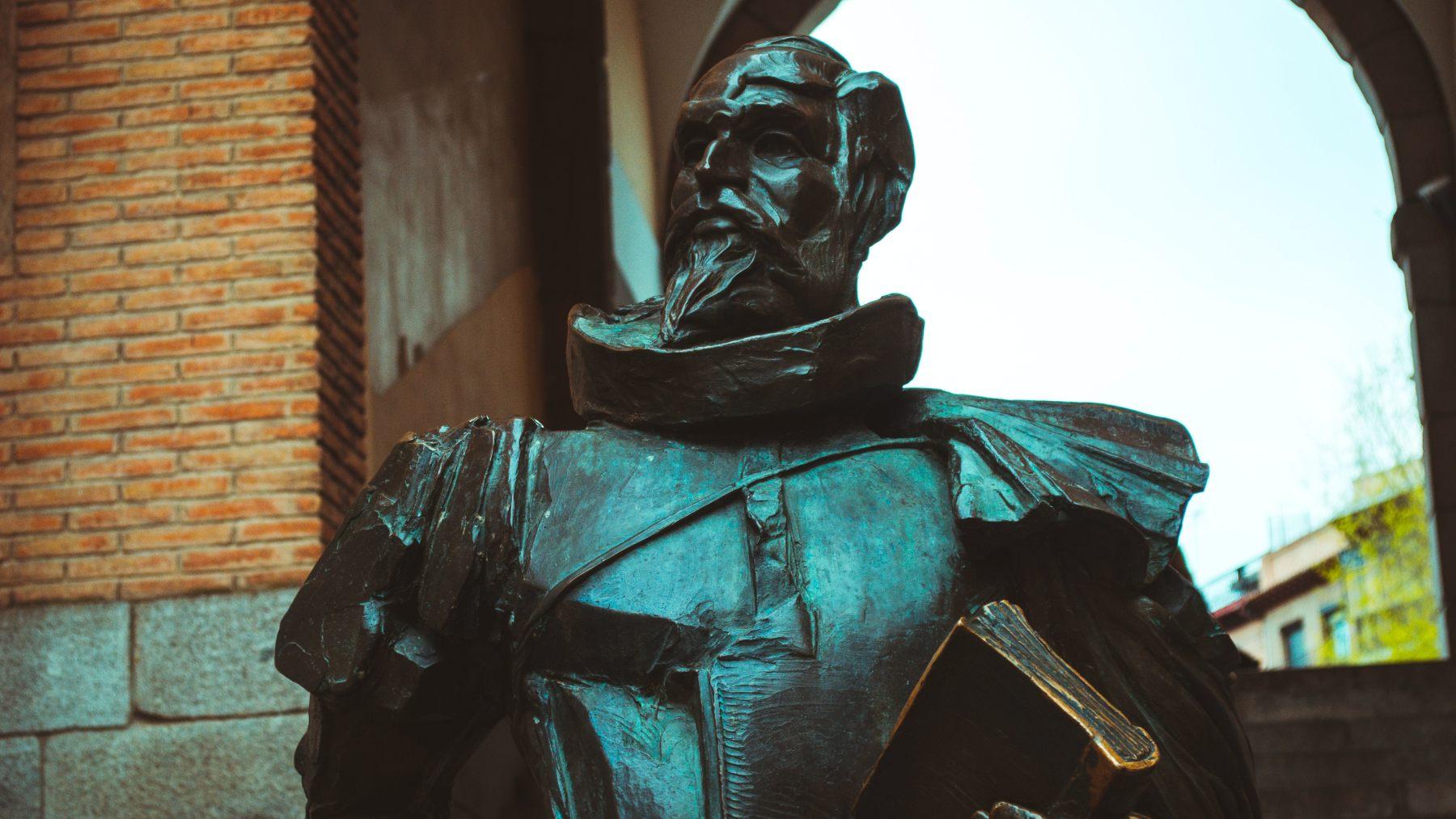 Cervantes, uno de los mejores escritores españoles de todos los tiempos