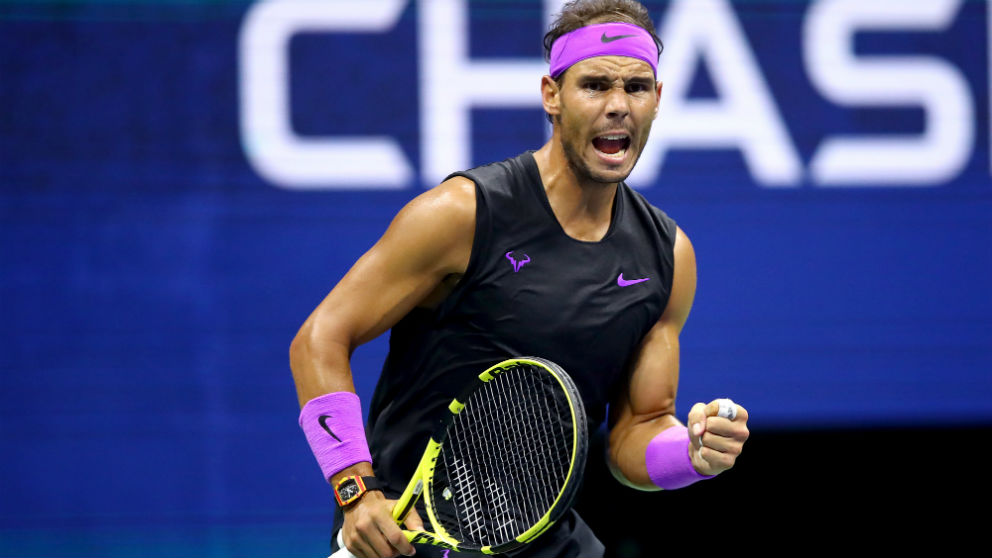 Nadal – Medvedev: canal de televisión de la final del US Open 2019. (Getty)