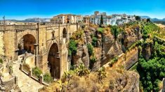En tierras andaluzas hay pueblos realmente bonitos y mágicos