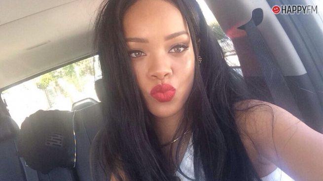 Rihanna La Cantante Protagonista De Unas Imágenes De