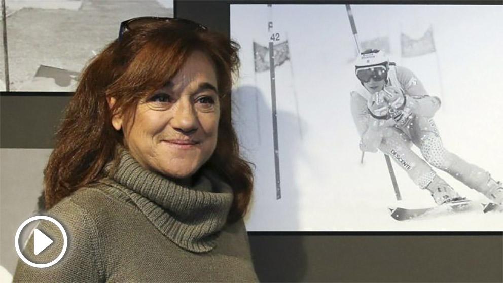Blanca Fernández Ochoa, en una imagen de archivo. (EFE)