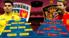 España se juega la Eurocopa en Rumanía.