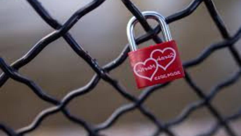 Descubre dónde nacen los candados del amor