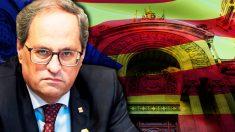 La Justicia no se fía de Quim Torra y manda una comisión a Cataluña.