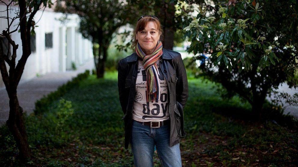 Blanca Fernández Ochoa. (EFE)