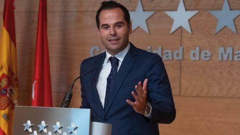Ignacio Aguado. (Foto. Comunidad)