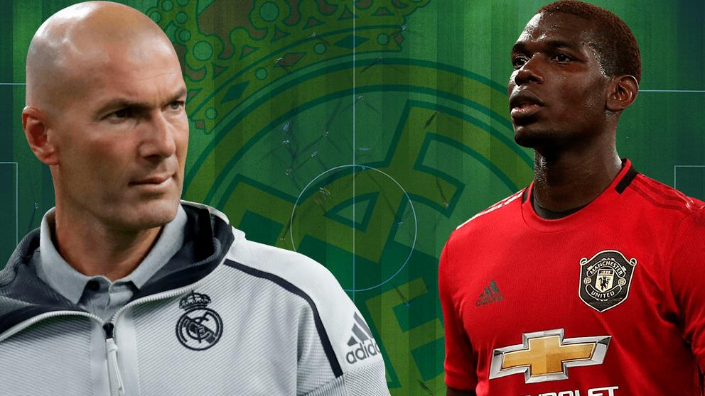 El Real Madrid no ve imposible el fichaje de Pogba en enero.