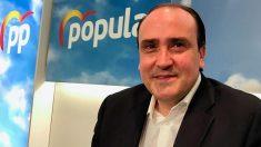 El secretario general del PP catalán y diputado en el Parlament, Daniel Serrano. Foto: EP