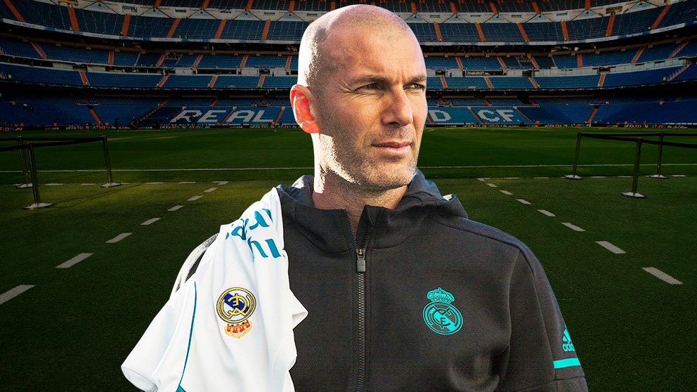 Zidane tiene la segunda plantilla más valiosa del mundo.