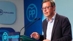 El diputado autonómico Alfonso Serrano será el portavoz del PP en la Asamblea de Madrid. Foto: EP