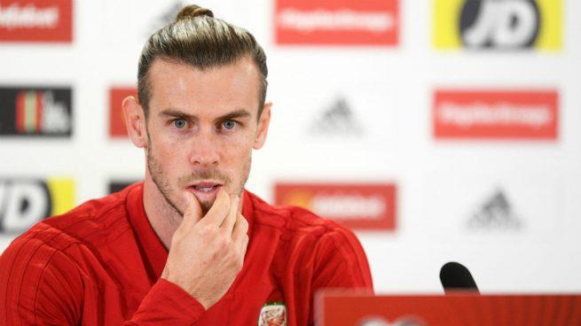 Bale, preguntado sobre el golf: