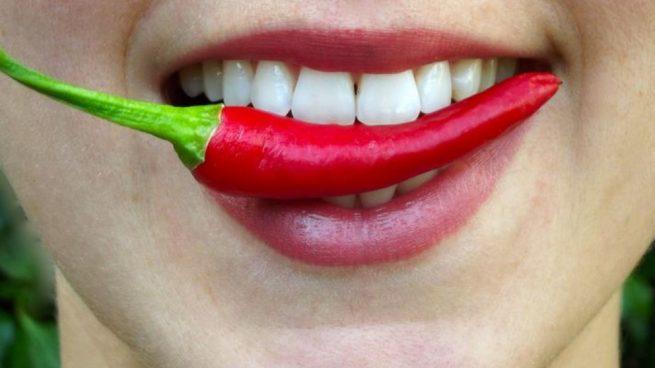 Los labios se caracterizan por tener una piel muy fina.