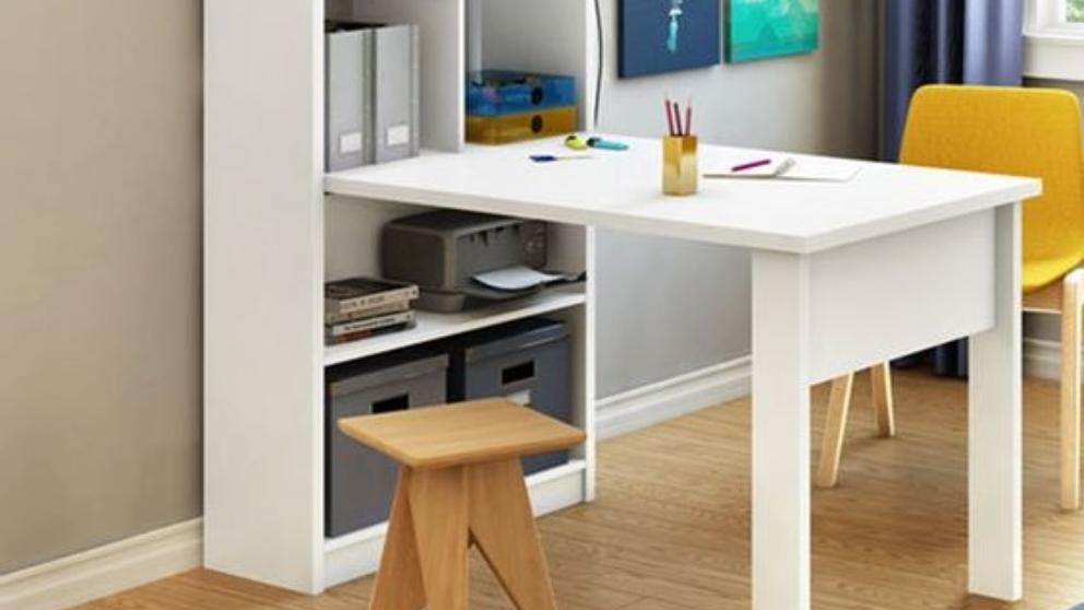 Pasos para hacer un escritorio plegable
