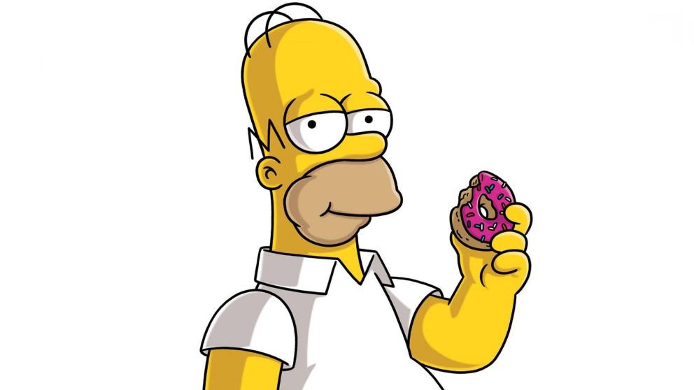 Homer Simpson es uno de los personajes de animación más peculiares