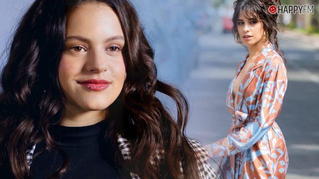 Camila Cabello, ¿se ha inspirado en Rosalía para su nuevo trabajo?