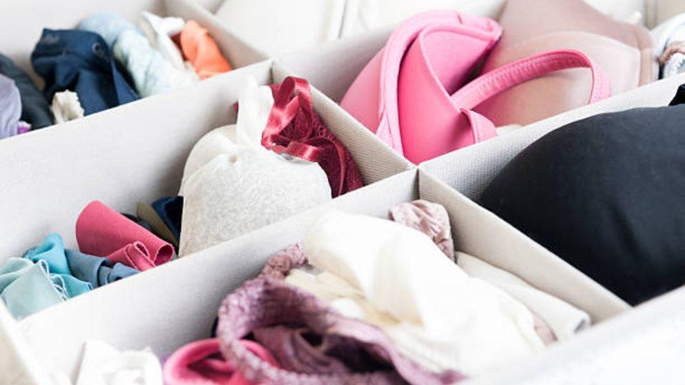 Todos los pasos para reciclar ropa íntima de forma creativa