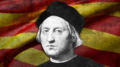 Cristóbal Colón es reivindicado por el nacionalismo catalán