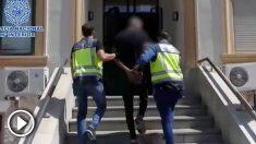 Detenido un joven por atracar y retener a 10 menores a punta de pistola en el Metro de Madrid