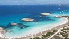 En Formentera puedes sentirte como en el paraíso