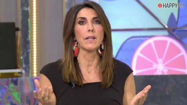 Paz Padilla: Las redes sociales estallan contra ella tras lo sucedido en 'Sálvame'