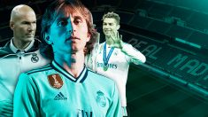Zidane dosificará a Modric.