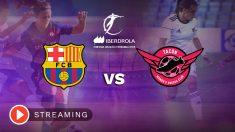 En directo: Barcelona – Real Madrid Tacón, en streaming