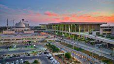 Este aeropuerto saudí tiene una mezquita para 2.000 personas