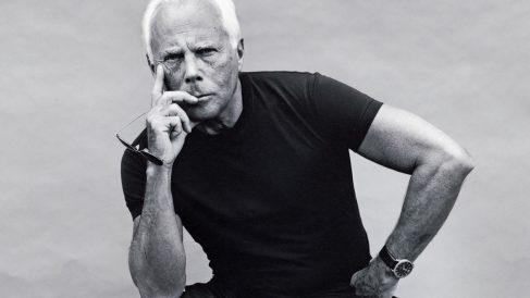 Armani es uno de los diseñadores más prestigiosos de todos los tiempos