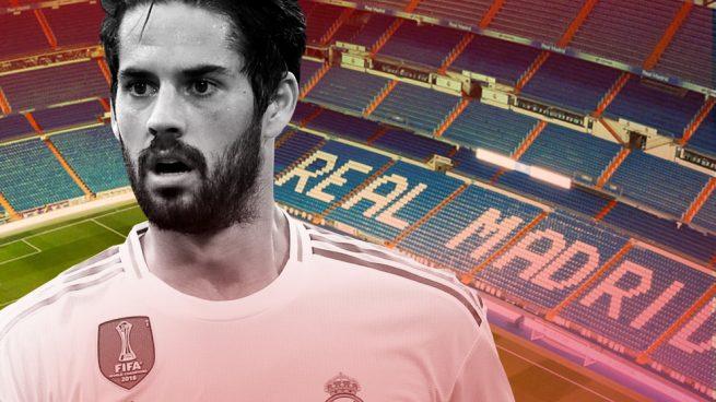 El Real Madrid no recibió ninguna oferta por Isco