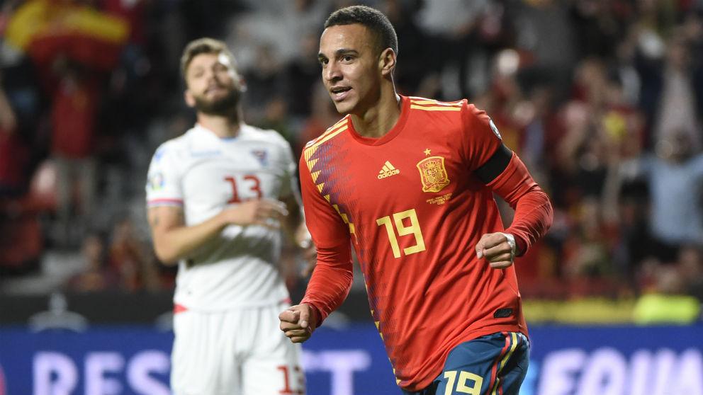 Suecia – España: Partido de hoy, en directo   Clasificación Eurocopa 2020