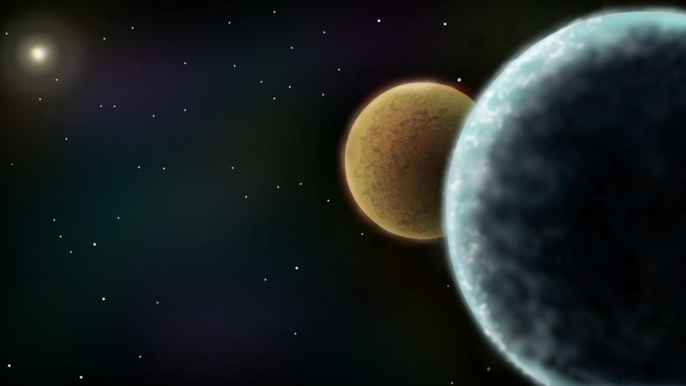 Descubre qué es un sistema planetario