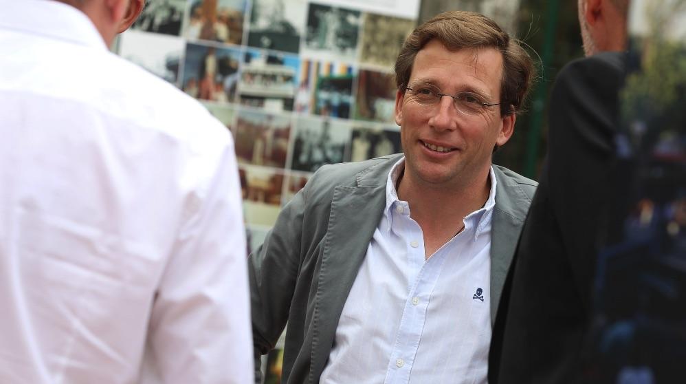 El alcalde José Luis Martínez-Almeida. (Foto. Madrid)