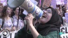 Manifestación feminista contra las agresiones sexuales