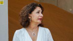 María Jesús Montero, la ministra de Hacienda. Foto: Europa Press