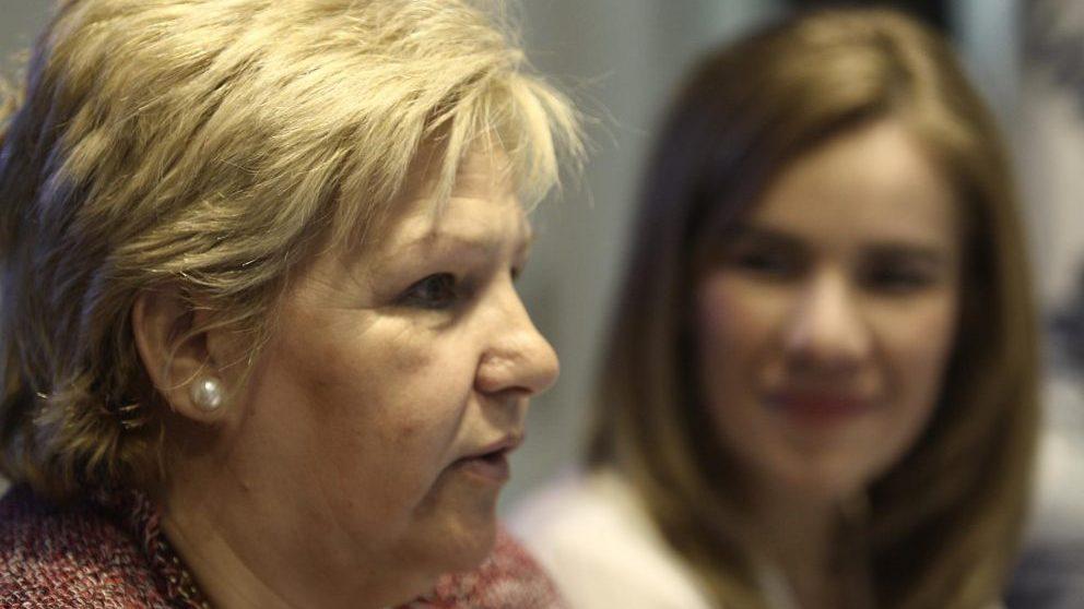 Ángeles Pedraza, ex presidenta de la AVT