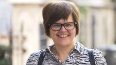 Aurora Mora, alto cargo en el Gobierno valenciano de Ximo Puig.