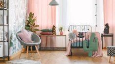 Aprende cómo amueblar y decorar la casa con colores pastel