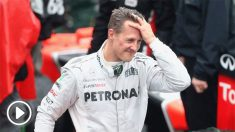 Michael Schumacher cuando era piloto de Fórmula 1