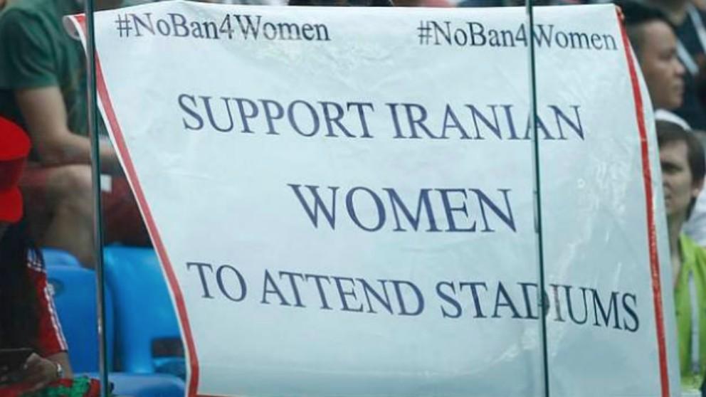 Conmoción en Irán. (Getty)