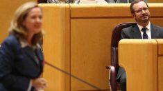 Javier Maroto en el Senado. Foto: Europa Press