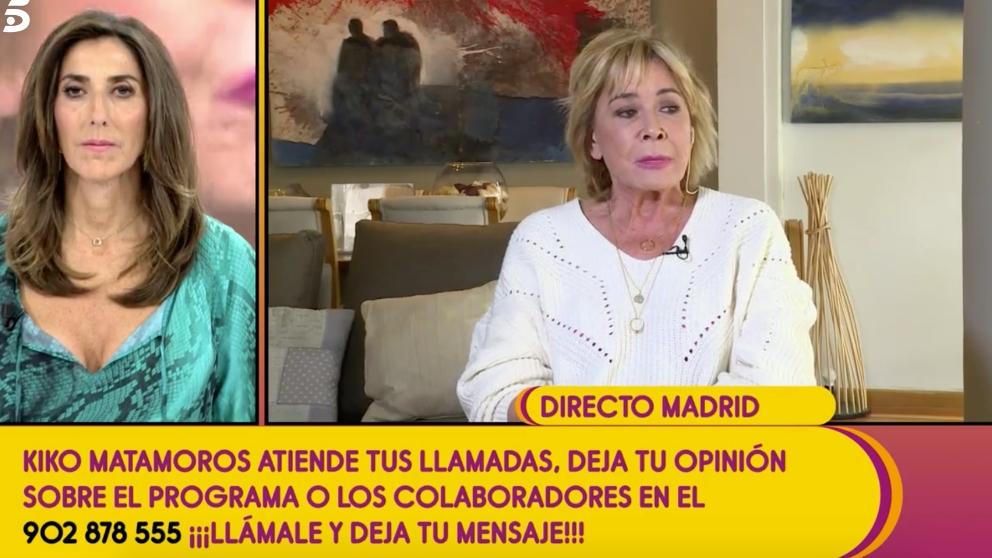 Mila Ximénez comenta sobre 'GH VIP 7'