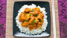 Receta de heura al curry