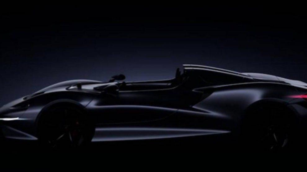 En nuevo McLaren de Fernando Alonso valorado en más de un millón de euros.