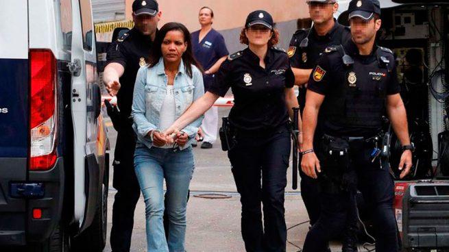 ana-julia-quezada-llegando-al-juicio-por-el-asesinato-del-pequeno-Gabriel-Cruz