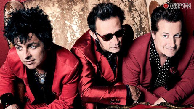 Greenday estrena 'Father of All…' y anuncia nuevo disco