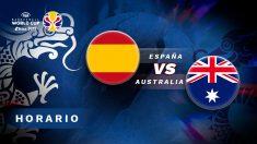 España – Australia: hora y dónde ver el partido de hoy de la Copa Mundial de Baloncesto 2019.