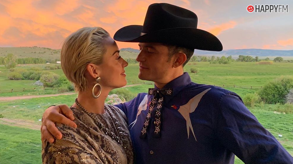 Katy Perry pone a prueba a Orlando Bloom