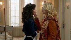 Luisita y Amelia siguen en 'Amar es para siempre'