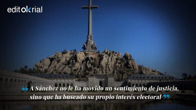 Sánchez también quiso mandar en el Vaticano